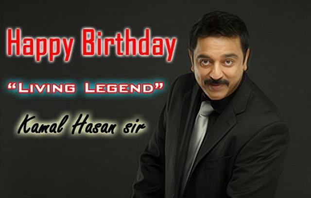Kamal Haasan Birthday Special Stills