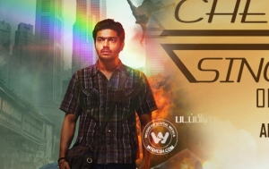 Chennai Singapore Movie Wallpapers